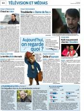 Le Parisien du vendredi 11 décembre 2015bd
