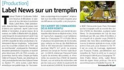 le film francais label news