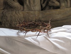 reliques christ